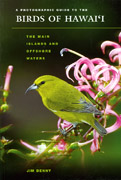 Birds of Hawaii a photographic guide cover