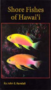 Shore fishes of Hawaii first edition